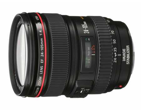 Canon EF 24-105mm f4 IS Zoom Lens